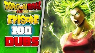 Dragon Ball Super Episode 100 ENGLISH DUB | Goku vs Female Broly Changes