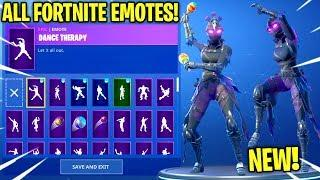 "*NEW* RAVAGE ""Raven Female"" SKIN SHOWCASE WITH NEW FORTNITE DANCES & EMOTES!!"