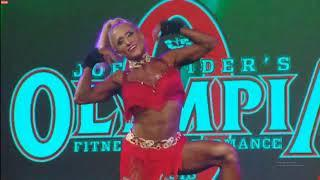 Mr. Olympia 2018 Female Fitness Routines Friday Full Show