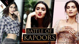 Best Female Kapoor In Bollywood Is? Shraddha Kapoor I Kareena Kapoor I Sonam Kapoor I Vaani Kapoor