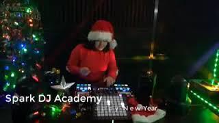 Nepali female dj ( Jwow ) christmas video ! #Christmas #dj #Nepalese #party #ladydj #femaledj