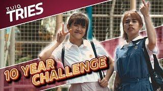 ZULA Tries: 10 Year Challenge   EP 16