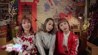 Way Sugar Talks About Their Music History In Taiwan | Taiwanese Female Music Group | AWF Series
