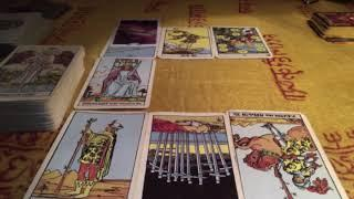 Tarot Sagittarius woman 10-09: PRE WARNING: WATCH YOUR CHILD!!!!