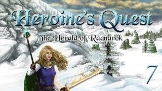 Heroine's Quest — Part 7 - Deciphering a Note