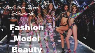 (For Females) Fashion Model Beauty - Female Beauty Series