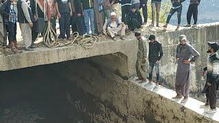 In Live Video: Unidentified female body recovered from