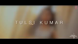 tulsi kumar - Dekhte Dekhte female version - t - series acoustics - Batti Gul meter