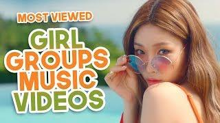 «TOP 40» MOST VIEWED GIRL GROUPS & FEMALE SOLOS MUSIC VIDEOS OF 2018 (SEPTEMBER)