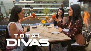 Paige, Brie & Nikki Bella Toast to Female Empowerment | Total Divas | E!