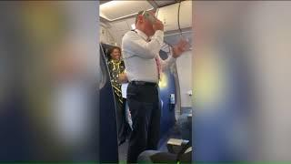 Spirit Airlines passenger vomits on woman's hair on flight out of Chicago