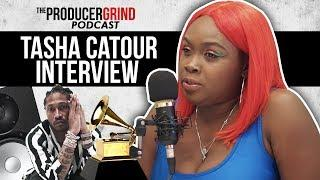Tasha Catour Talks, Signing to Future, Female Producers & Front End Vs Back End Money