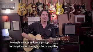 Artist LSPS Small Body Beginner Acoustic Guitar Pack With Cutaway