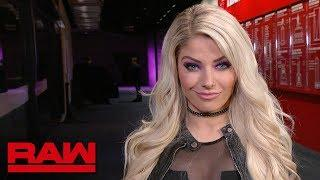 Alexa Bliss' new talk show debuts next week: Raw, Dec. 31, 2018