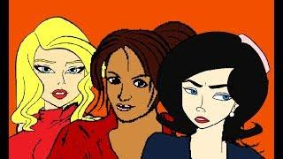 Random Fiction Female Cosplay 02-06