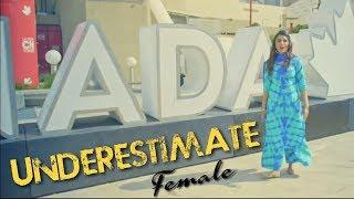 Underestimate || female Whatsapp Status Video || Latest Video
