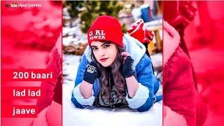 Hook Up Song Neha Kakkar ❤️Romantic Song Female Hindi Ringtone video 2019❤️Ajeet Creation ❤️