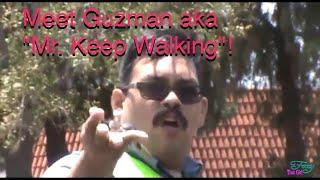 Meet Guzman He Thinks He Can Show Up to Court With Dirty Hands OmniTransit Keep Walking