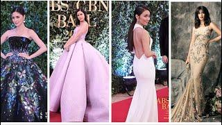 TOP 10 Female BEST DRESSED at ABS-CBN Ball 2018! WATCH to Find Out!!