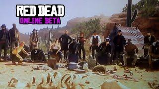 Red Dead Online Beta Female Character Story - Multiplayer Showdown Series | Red Dead Redemption 2