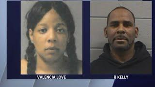 Judge Dismissed R. Kelly's Lady Friend, Who Bailed Him Out, From Court!