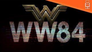 First Look at Wonder Woman 2 Teases 1984 & More
