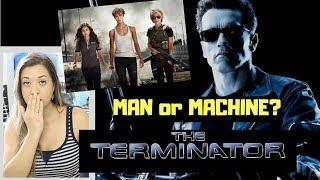 TERMINATOR 6 - Female Representation + HE IS BACK