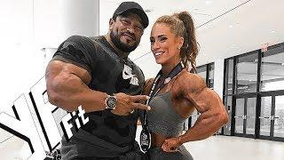 FEMALE BEAST - Lauren Martin Stow  | Fitness Motivation