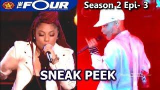 SNEAK PEEK Sharaya J vs Another Female Rapper The Four Season 2 Episode 3 Sneak Peek  S2E3 2018