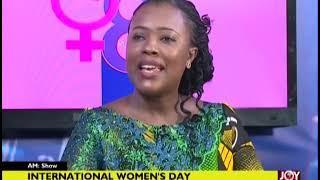 Female Heroes Balancing Work And Family Life - AM Talk on JoyNews (8-3-19)