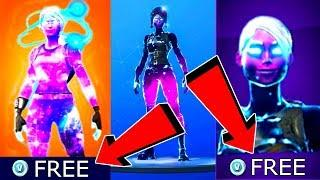 FREE female GALAXY SKIN GLITCH! How to get FEMALE GALAXY SKIN FREE! Fortnite FREE SKINS! PS4 XBOX PC