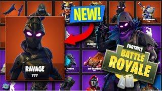 "TOP PLAYER (PS4) | NEW ACCOUNT GRIND | NEW ""RAVAGE"" FEMALE RAVEN OUT NOW!!"
