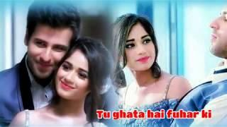 New Romantic ???????? Love ❤ Whatsapp Status video,,Dhadak titel song female version by Love forever