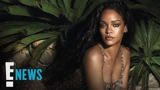 """Rihanna Is First Black Woman to Cover British """"Vogue""""   E! News"""