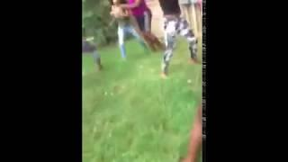 Female Brawl Break Out In The Apartments In Memphis