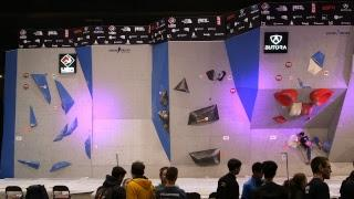 Female Youth D • Finals • 2019 Youth Bouldering Nationals • 2/10/19 10:14 AM