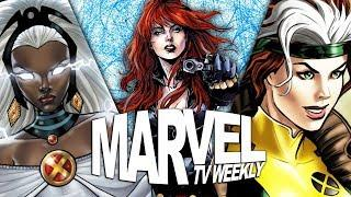 Marvel TV Weekly: Top 3 Marvel Female Superheroes, Agents Of Shield 604, Cloak & Dagger Finale