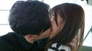 Chinese drama kiss scene  Time Teaches Me To Love 2018 MV #67