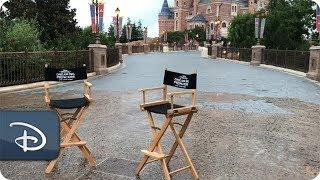 Dream Big, Princess Video With Leia Mi, Art Director at Shanghai Disney Resort