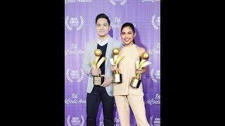Deserve mo talaga yang best female variety show host Maine Mendoza  Congrats