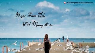 Yaad Aate | Old Song Whatsapp Video Status | Female Version | Love Whatsapp Status Video
