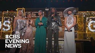 Female artists win big at 2019 Grammys