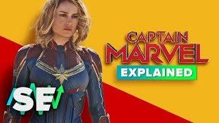 Captain Marvel explained, Avengers 4 theories