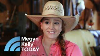 Meet The Women Breaking Into The Boys Club Of Bronc Riding | Megyn Kelly TODAY