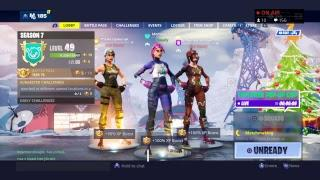 2019 | 800 subs tonight ??| Fortnite Battle Royale| Female Console Player | face cam