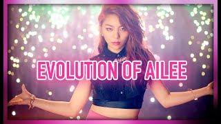 THE EVOLUTION OF AILEE (에일리) - (2012 - 2018) Tribute to K-POP LEGENDS
