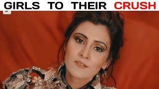 Crush Story On Bollywood Style (Female Version) - Bollywood Song Vine