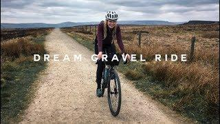 GRAVEL RIDE W/ MY FEMALE CYCLING INSPIRATION