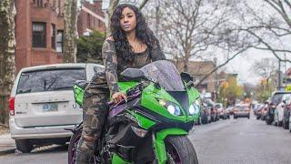 Female Motorcycle Rider Talks About Men & Women Of Bike Life