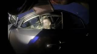 Video shows struggle between fugitive, officer
